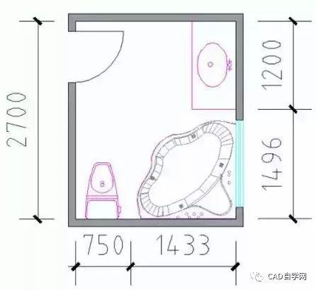设计师终极福利!所有户型室内设计尺寸图解分析,建议永久收藏!_5
