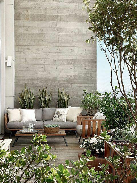 30个开放式阳台花园设计方案_25