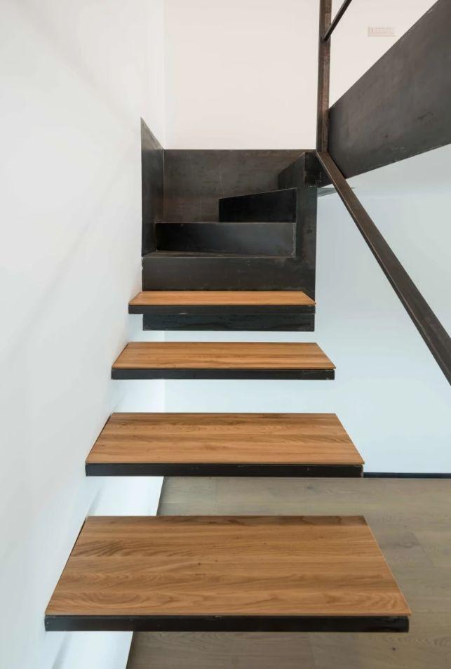 楼梯设计,从材料到尺寸都在这_20