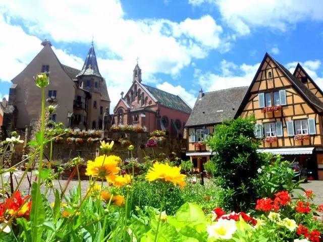 """四个最美的法国小镇,我愿在此""""终了余生""""..._35"""