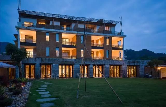 中国最美40家——设计型民宿酒店集合_109