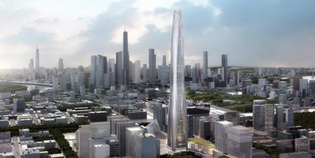 通过BIM和预制施工,在摩天大楼内打造一座可持续发展城市