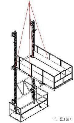 一种新型全钢式升降脚手架,在这里施工就像在室内施工一样_57