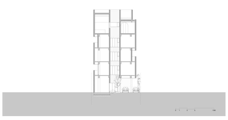 韩国P1113-4公寓-section_A