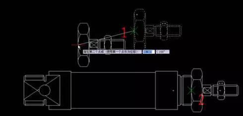 CAD技巧之移动、旋转和复制_8