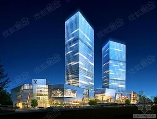 """秦皇岛""""第一高楼""""即将开工,投资20亿元!"""