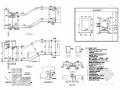 [上海]大型居住小区地下水泵房结构施工图(2栋)
