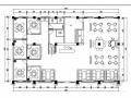 [合肥]梦幻炫酷主题茶餐厅施工图(含效果图)