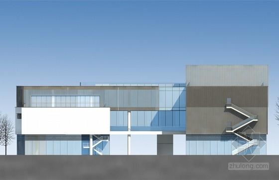 [成都]3层大型农贸市场建筑规划设计施工图(含效果图 知名建筑设计院)