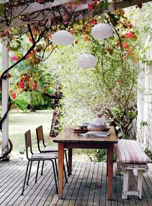 如果你家有个院子,请一定不要错过这些美出天外的设计_13