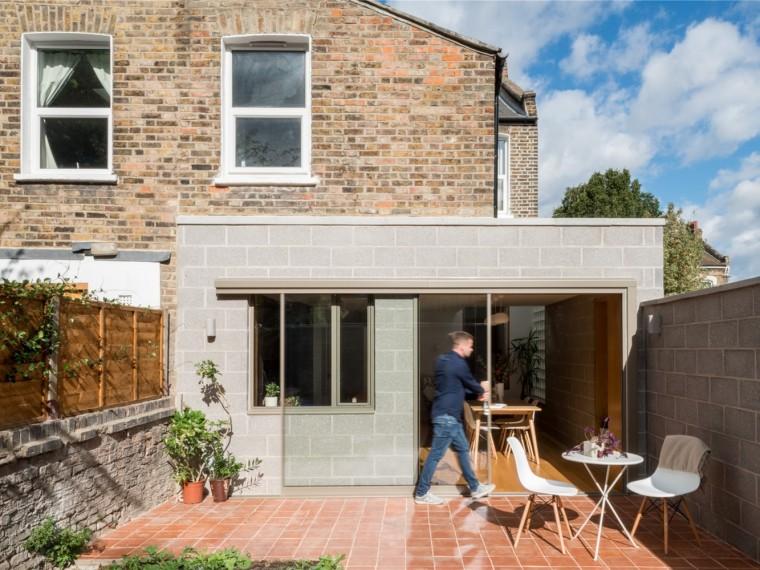 英国砖住宅