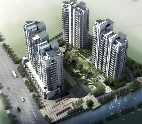 西安市浐河东岸住宅开发项目一期消防专业分包工程技术标108页