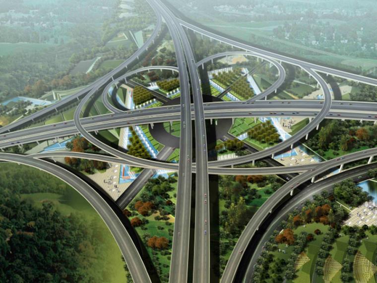 [江苏]高速公路出入口景观规划方案设计