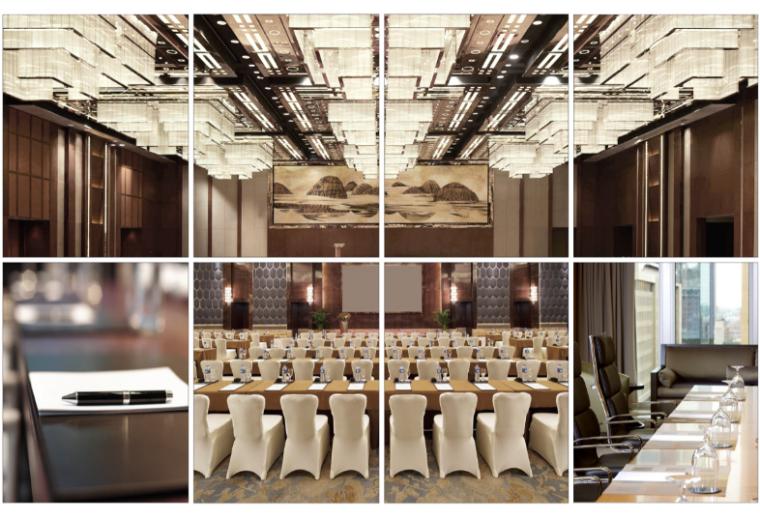 CCD--富盈国际酒店全套概念设计方案文本