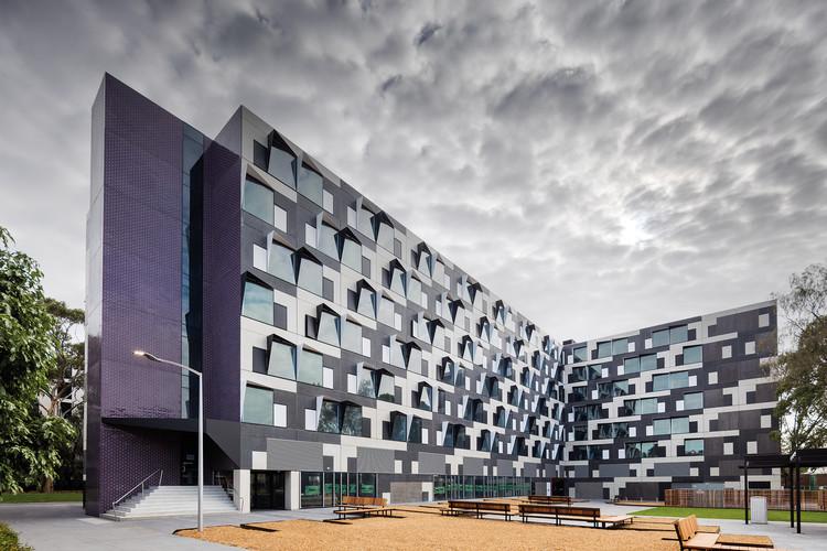 [建筑案例]莫纳什大学洛根大楼