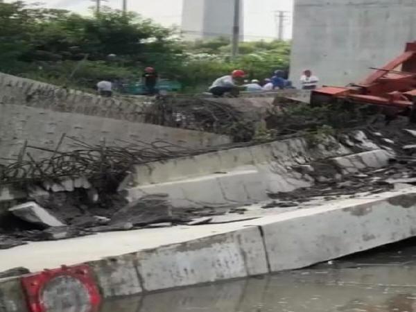 突发!南通沪通长江大桥桥梁断裂倒塌,一人当场死亡!