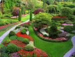 色彩景观在园林设计中的应用