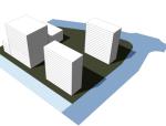 高层现代风格周浦豪生酒店项目概念设计方案文本