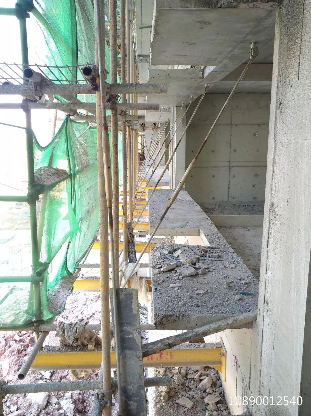 一种新型悬挑架的安装搭设装置_32