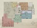 [江苏]古典风格菜文化博物馆室内陈列设计方案