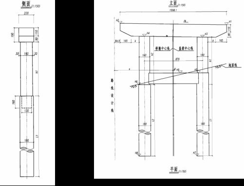 盖梁穿心棒(φ100cm)受力验算分析