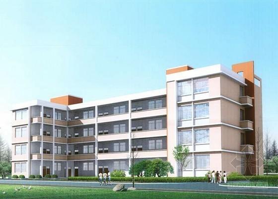 [安徽]4层框架结构教学楼扩建工程招标文件