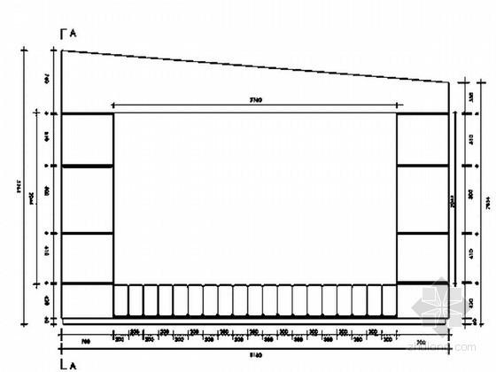 [上海]金融大厦基坑桩基及围护大型临时设施设计方案