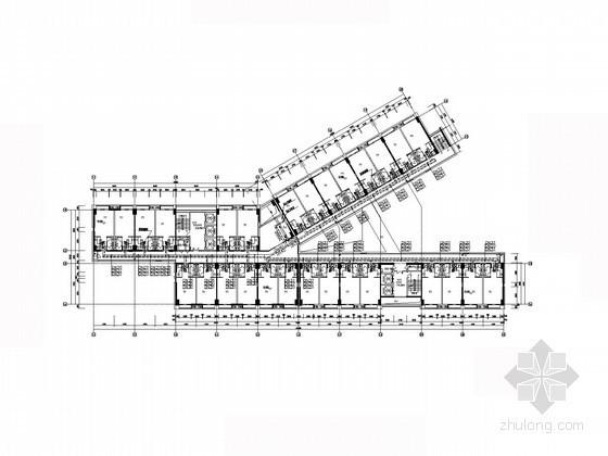 [贵州]商业住宅综合建筑采暖空调及通风排烟施工图(换热站设计)
