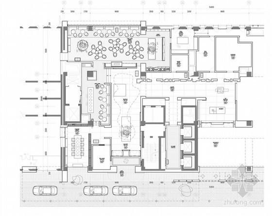 [山西]精品高级现代酒店客房室内装饰设计方案