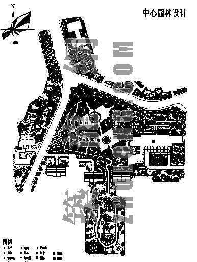 中心知名地产设计方案