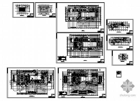 [许昌]某市中级法院审判庭综合楼建筑施工图-2