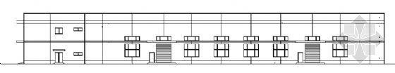 某二层厂房建筑施工图