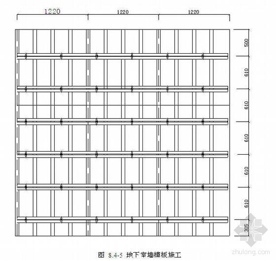 天津某医院施工组织设计(争创鲁班奖)