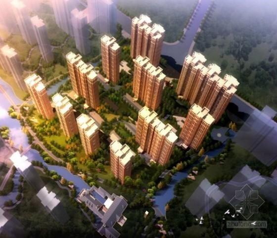 [湖南]筏板基础大体积混凝土施工方案(2011年)