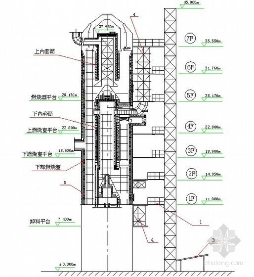 [河北]石灰套筒窑工程施工组织设计