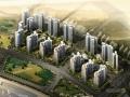 [深圳]现代风格大板结构住宅区规划及单体设计方案文本(含cad,多媒体)