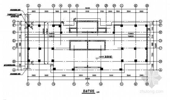 16层框架剪力墙住宅结构施工图