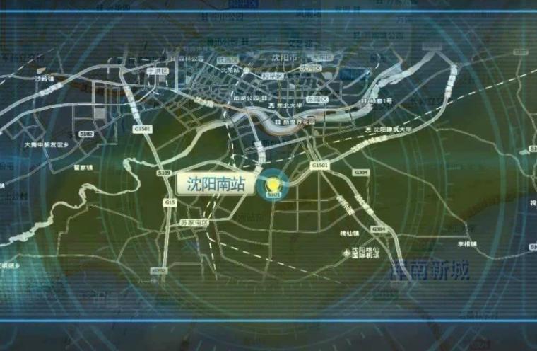 【中铁】BIM技术在沈阳南站施工总承包中的综合应用_1