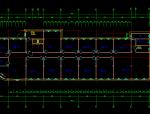 某8层综合办公楼建筑CAD图纸(含计算书,建筑、结构图,施组)