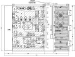 福建某公寓大堂给排水施工图