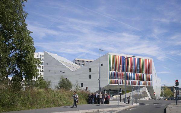 法国欧洲里尔青少年活动中心