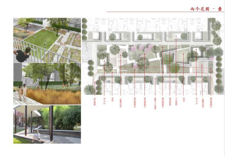 [北京]某小区居住区景观方案设计文本.pdf