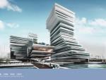 江苏泗洪君廷酒店建筑设计方案