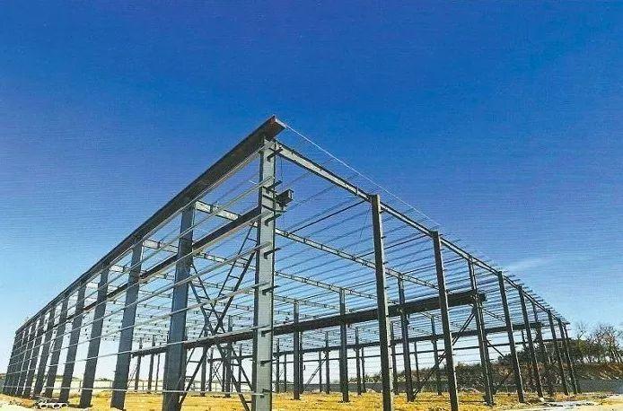 轻型装配式钢结构龙骨布置形式优化