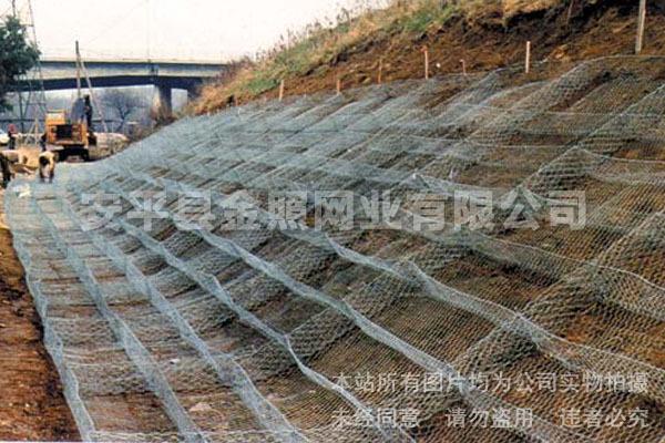 金属镀层铅丝笼_高速公路电焊石笼网[金照]