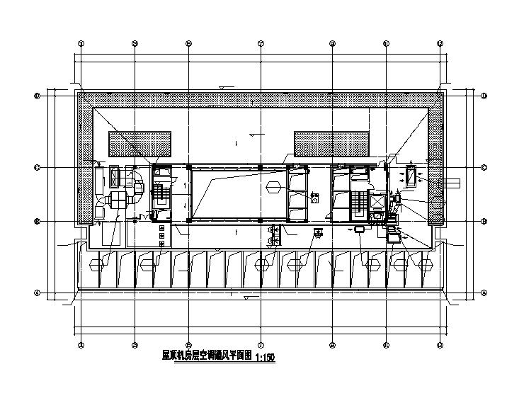 上海华泰金融大厦暖通全套施工图最终版(排版工整)