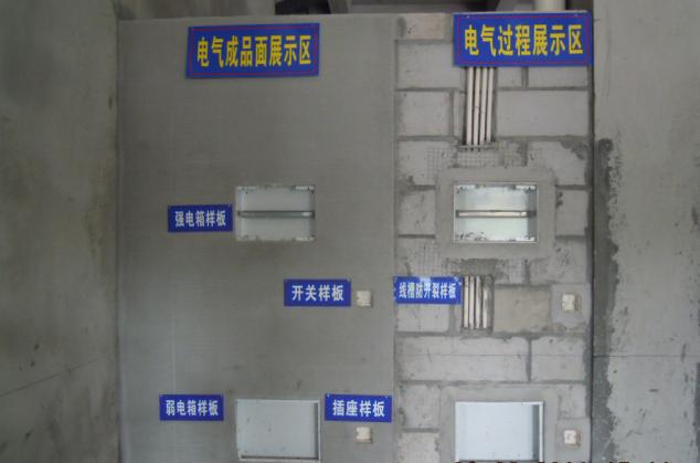建筑工程之抹灰技术交底(图文并茂)