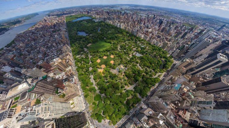 美国景观设计之父|奥姆斯特德和他的纽约中央公园_7