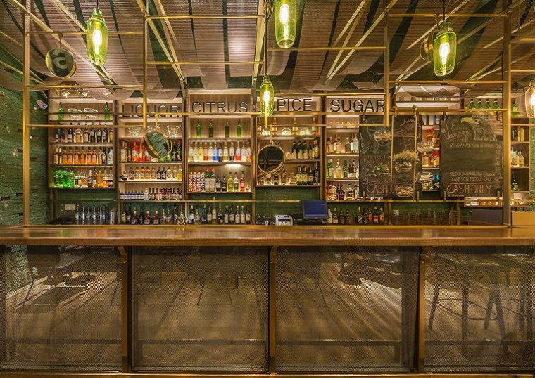 上海Logan'sPunch酒吧-8