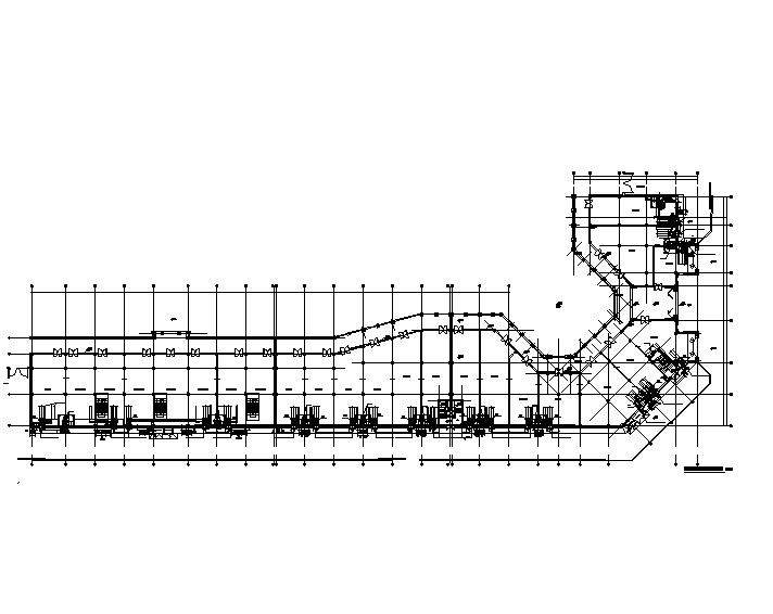 上海奥莱大型购物中心暖通施工图